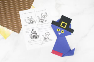 Thanksgiving Cat-craft