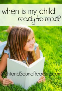 Ready to read? Free Reading Readiness Test and Reading Program