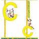Alphabet for Kids: Cute Carousel Alphabet