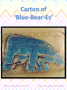 April Fool! Blue-Bear-Es