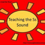 Teaching the Ss sound