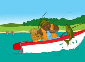 bear going fishing: how to read, homeschoolers, phonics activities, reading readiness test, educational software, free printable worksheets teaching children, reading videos, educators,