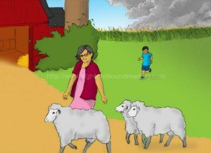 Storm coming to the farm: reading tutorial, alphabet, teaching, phonics tutorial, learn to read for free online, sight words,
