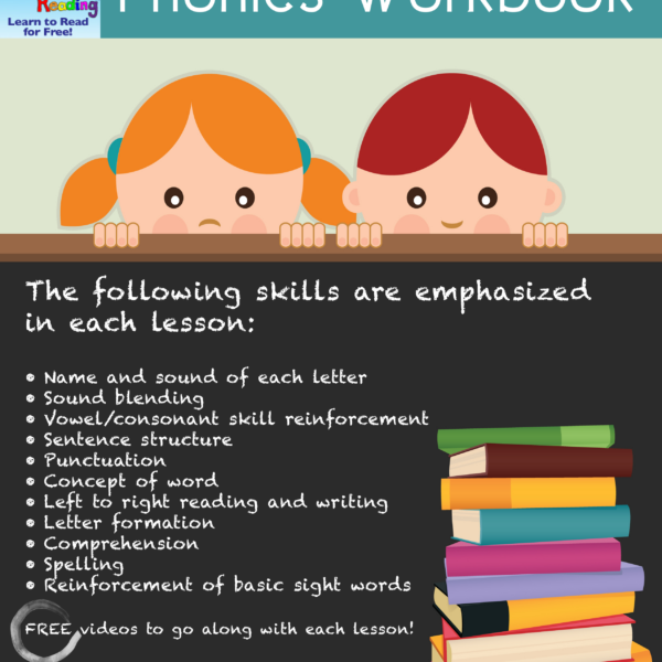Teaching Phonics Lesson Plans