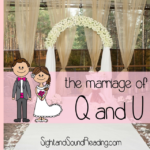 The marriage of Q and U