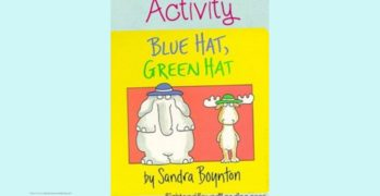 Blue Hat, Green Hat Activity