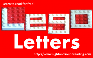 Making letters with legos! More resources for teaching reading at https://www.sightandsoundreading.com///newsite #alphabet #legos
