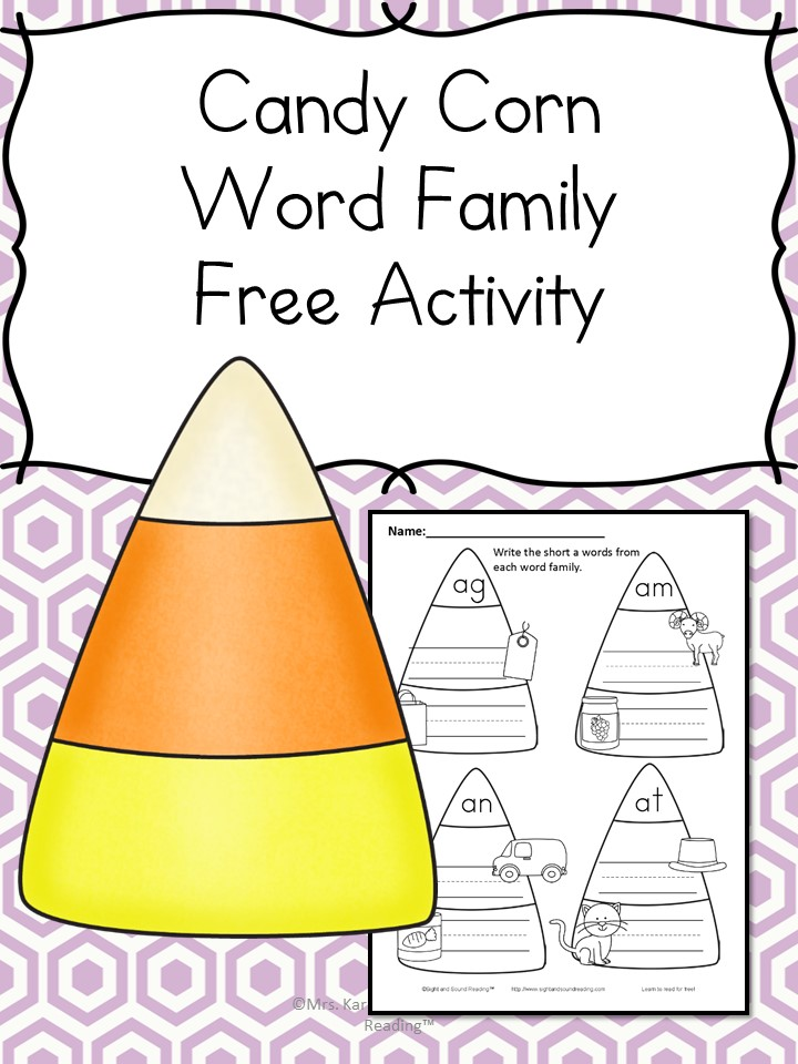 Printable Worksheets writing cvc words worksheets : Halloween Phonics CVC Worksheet - Make learning fun!