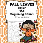 Fall Leaves Phonics Fun