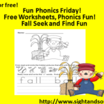 Free phonics worksheet. More can be found at https://www.sightandsoundreading.com