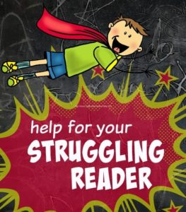 How to help struggling readers. Free reading program to help your struggling reader.