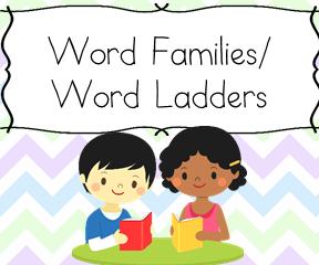 word-family-ladder