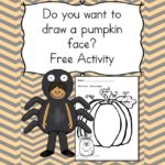 Do you want to make Jack o Lantern? Fun activity to help teach the letter sound...or just have fun drawing a pumpkin face! Fun Halloween activity for Preschool or Kindergarten.