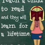 Teach your child to read…