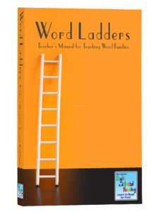 Word Ladder Book - Resource to teach word families.
