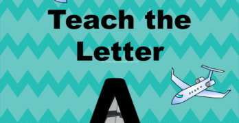 Best Paper Airplane to Teach Letter A