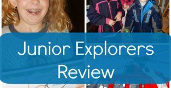 Junior Explorer Club -an online adventure