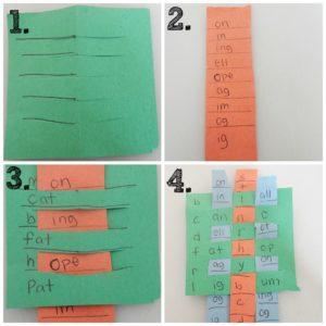 Nonsense Word Fluency Activities: Fun activity to help children practice their nonsense word fluency.