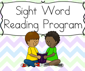 Sight Word Reading Program