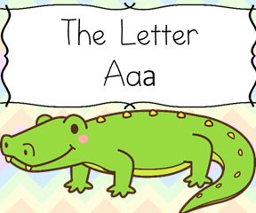 The Letter A: Resources, worksheets, crafts, recipes, books and fun to teach the letter A
