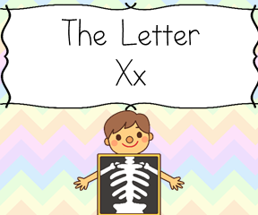The Letter X