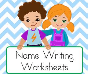 Name Woorksheets