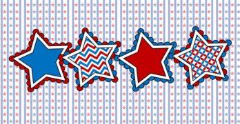 Kids Fourth of July Crafts