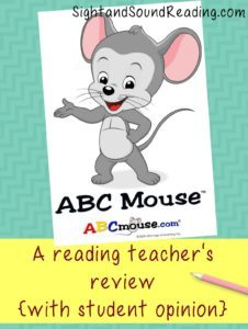 ABC Mouse Reviews: A reading teacher and students share their opinion of ABC Mouse
