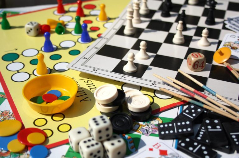 Board Games for the Classroom