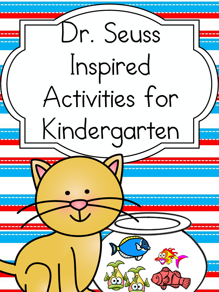 Dr Seuss Inspired Worksheets – Dr Seuss Worksheets