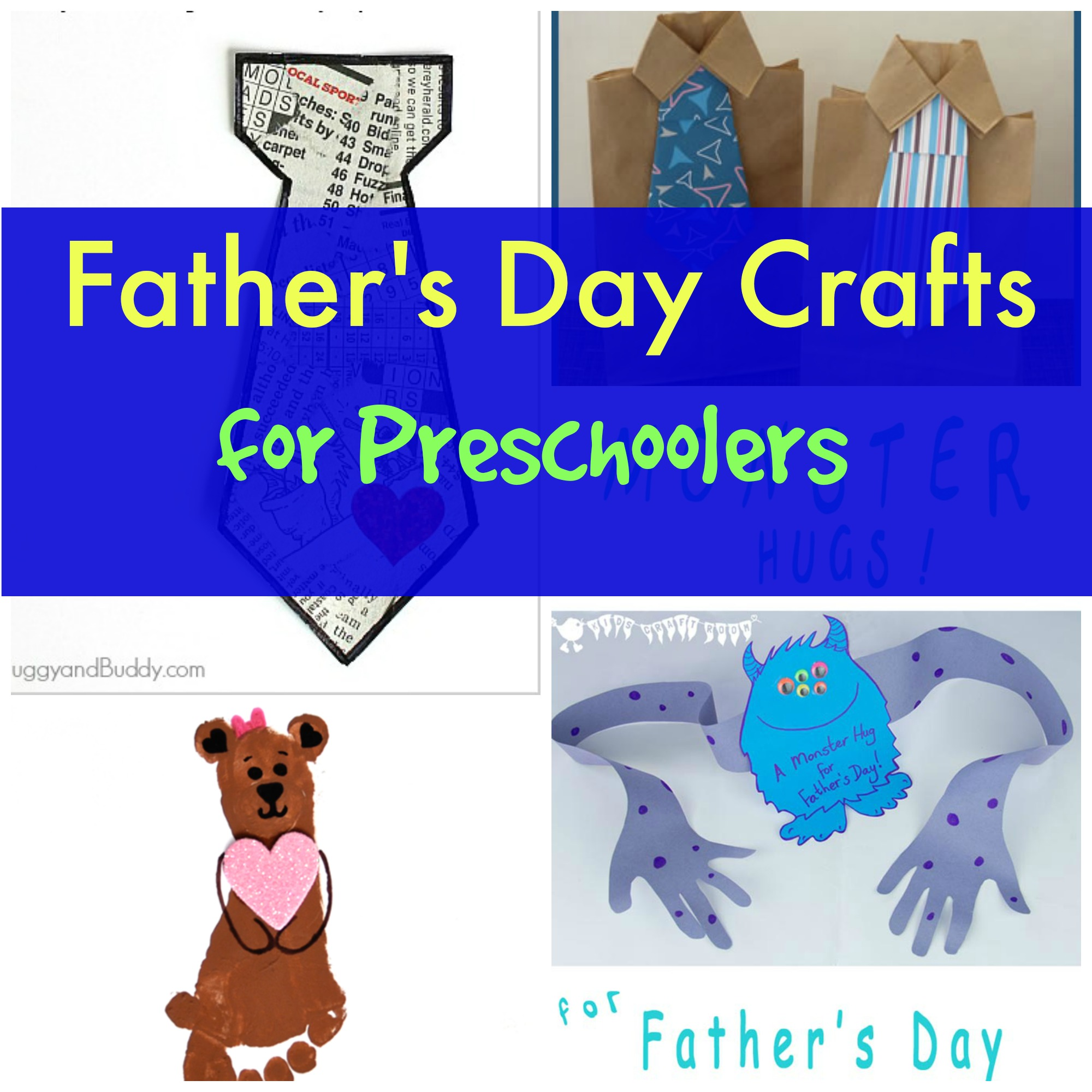 fathers day crafts for preschoolers make dad smile