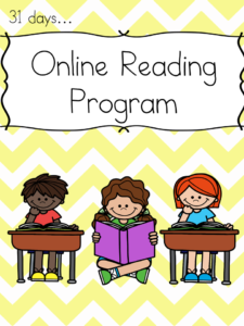 Online Reading Program