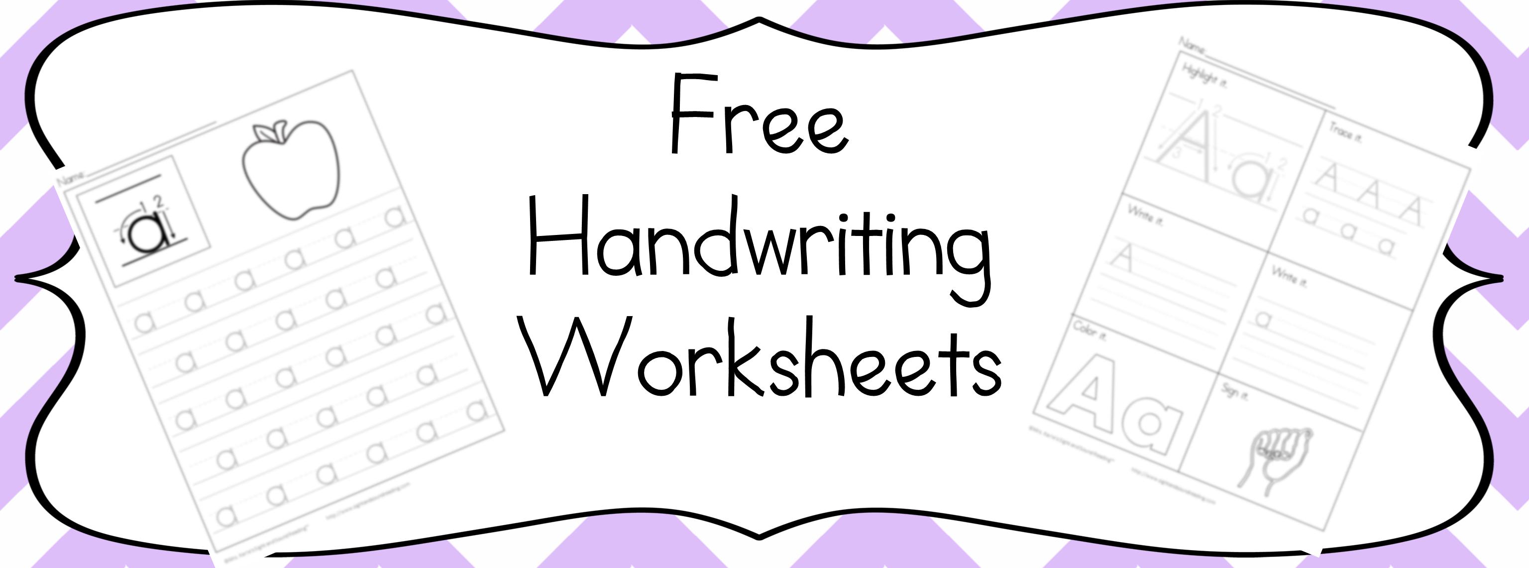 over 350 free handwriting worksheets for kids. Black Bedroom Furniture Sets. Home Design Ideas
