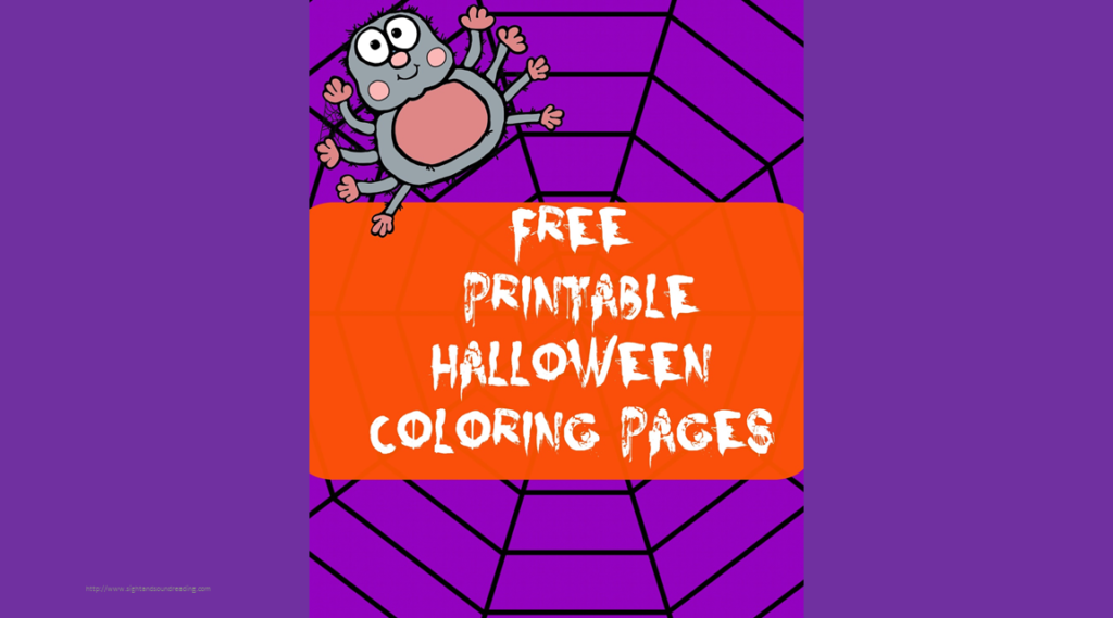 Halloween Printable Coloring Pages: Free coloring pages to add more fun to Halloween.