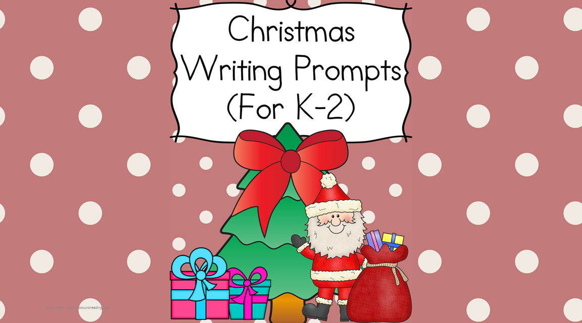 Christmas Writing Prompt 2nd Grade moreover 2nd grade creative writing ...