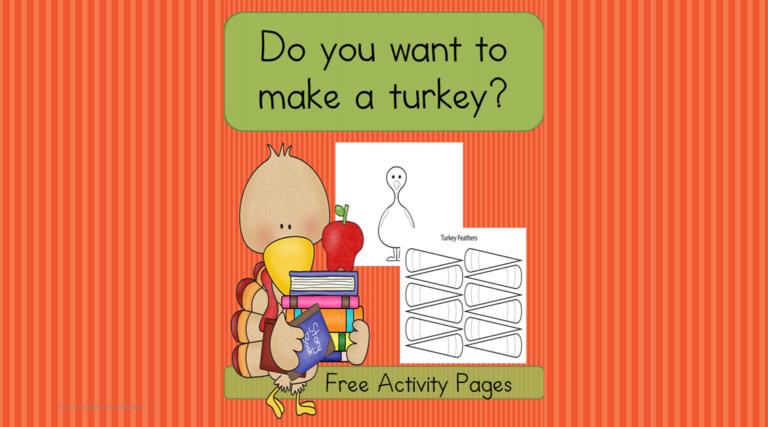 Do you want to make a turkey?