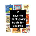 Preschool Thanksgiving books for Kids - Fun Thanksgiving books to read to your preschooler as the holiday approaches..