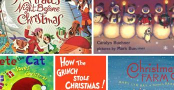 Best Childrens Christmas Picture Books