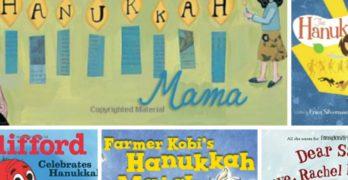 Hanukkah Childrens Books