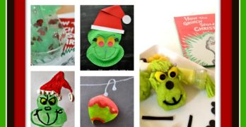 Grinch Crafts and Snacks