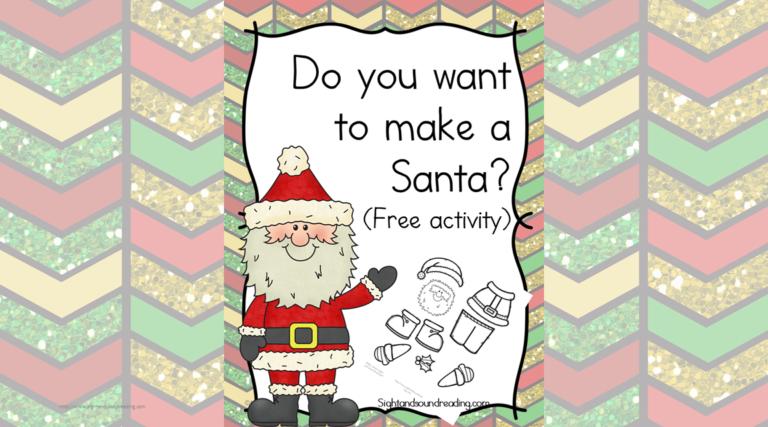 Do you want to make a Santa?
