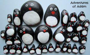 DIY-penguin-story-stones-