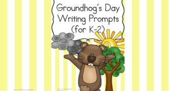 Groundhog Day Writing Prompts