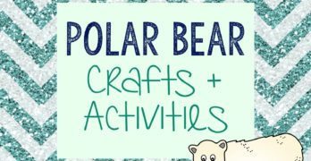 Preschool Polar Bear Activities