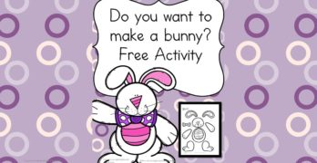 Do you want to make a bunny?