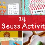 Dr Seuss Activities for Kindergarten