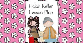 Helen Keller Lesson Plans