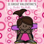 Valentine books for preschool and Kindergarten - Kids will love to read these books again and again and again!