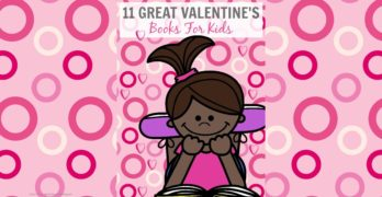Valentine Books for Preschool