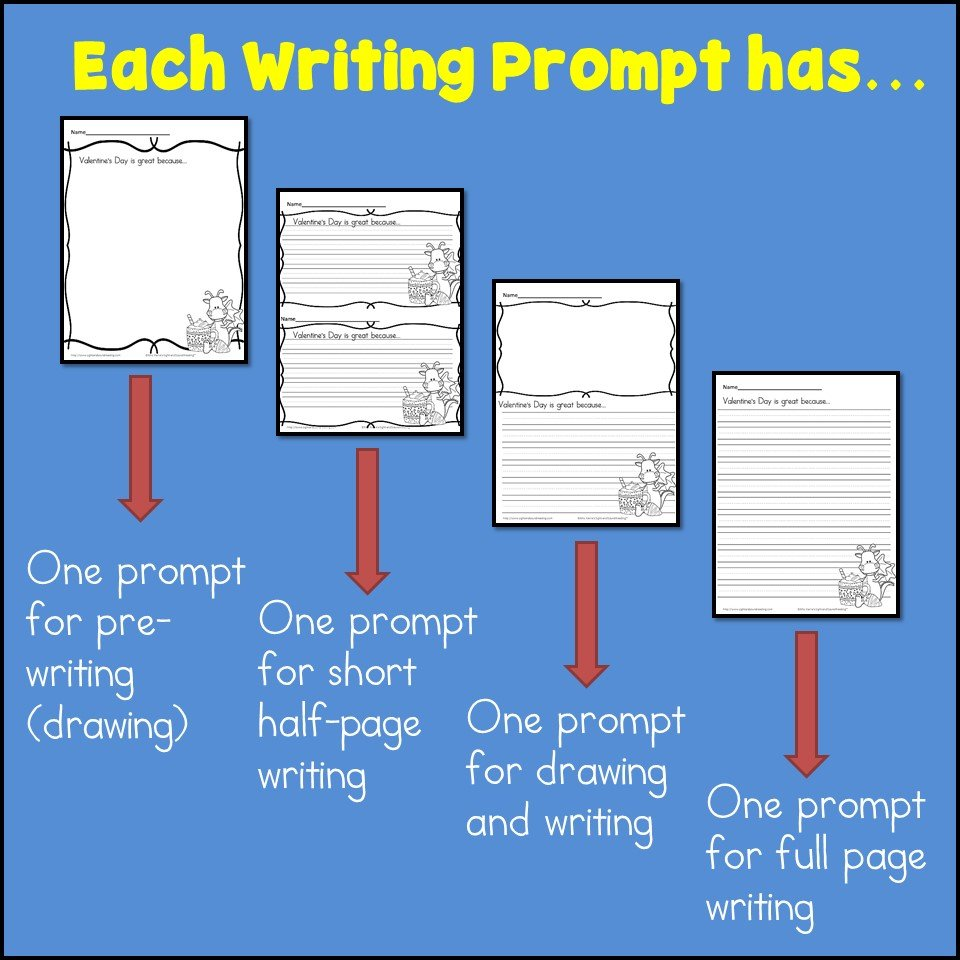 Last day of school writing prompts ccuart Image collections